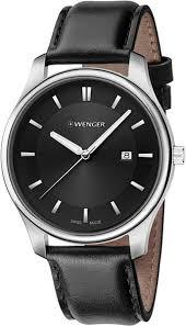 Швейцарские наручные <b>часы Wenger 01.1441.101 мужские</b> ...