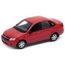 Купить <b>модель машины Welly</b> модель машины 1:34-39 Lada ...
