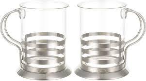 <b>Набор</b> стаканов <b>Rosenberg</b> RSG-795209, прозрачный, <b>200</b> мл, 2 шт