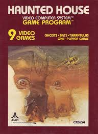 check out this alternate artwork for ataris haunted house images courtesy of atari mania check haunted house
