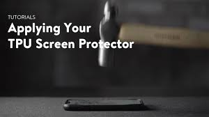 Mous — How to Apply your <b>TPU Screen Protector</b> - YouTube