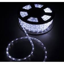 <b>150</b>'ft 2 Wire <b>LED</b> Rope Light Home Party Outdoor Christmas ...