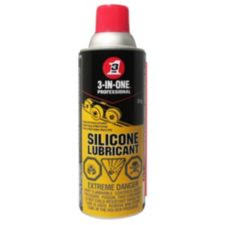 <b>3</b>-in-<b>One</b> Professional <b>Silicone</b> Lubricant, 311-g Canadian Tire