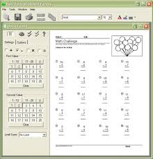 Create Math Worksheets Free - KhayavMath Worksheet Generator Free Software - Worksheets