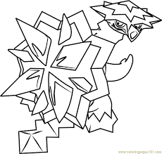 Small Picture Pokmon Sun and Moon Coloring Pages