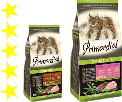 <b>Корм</b> для кошек <b>Primordial</b>: отзывы и разбор состава - ПетОбзор