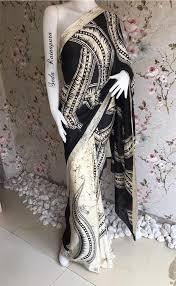 <b>Seda</b> Saree - Casual wear <b>Beige</b> n black <b>Light</b> weight ,... | Facebook