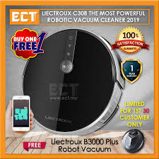 <b>Liectroux C30B</b> The Most Powerful <b>Robot</b> Vacuum Cleaner with ...