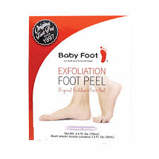 The Original At-Home Chemical Foot Peel | Baby Foot ©