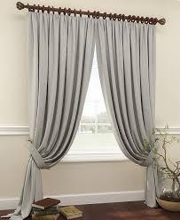 Купить <b>комплект штор</b> «Грейм» серый/черный по цене 6360 руб ...