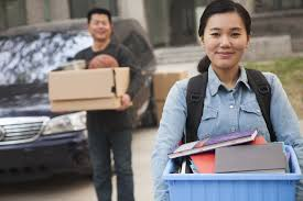 sending your child off to college preparation for their first year
