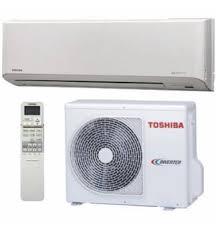 Настенный <b>инверторный кондиционер Toshiba RAS-13N3KV-E</b>