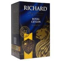 <b>Чай черный Richard</b> Royal Ceylon — <b>Чай</b> — купить по выгодной ...
