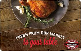 Boston Market - Food & Restaurants   eGifter   eGifter