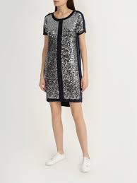 <b>Платье Korpo Платье</b> с <b>пайетками</b> - Чижик
