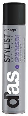 <b>Concept Сухой</b> лак для волос Stylist designer, экстрасильная ...
