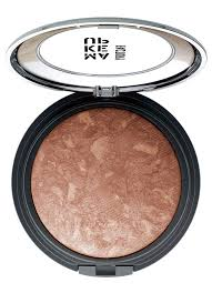 <b>Пудра</b>-<b>люминайзер бронзирующая MAKE UP</b> FACTORY Bronze ...