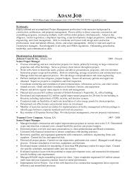 project manager resume skills com project manager resume skills to inspire you how to create a good resume 12