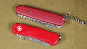 Обзор <b>ножа</b> Wenger / Victorinox <b>Evolution</b> S14, сравнение с виксом