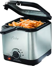 Oster Style Compact Deep Fryer, Stainless Steel ... - Amazon.com
