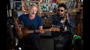 Sting And Shaggy: NPR Music <b>Tiny</b> Desk Concert - YouTube