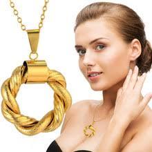 <b>Geometric Pendant Female Necklace</b> Promotion-Shop for ...