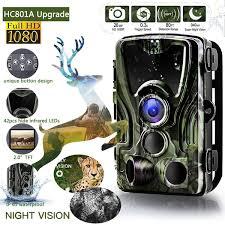 <b>HC801A</b> 20Mp Pixel 1080P <b>HD</b> Trail Camera with 42 Infrared LEDs ...