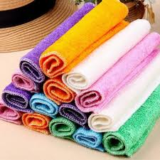 <b>1PCS</b> High Efficient Anti grease <b>Dish Cloth</b> Bamboo Fiber Washing ...