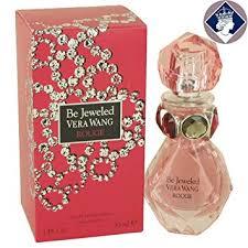 Vera Wang Be Jeweled Rouge Eau de Parfum Spray ... - Amazon.com