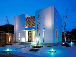wonderful small minimalist modern house design with beautiful lighting beautiful lighting