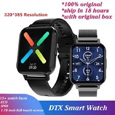 【DT NO.1】<b>DT X Smart</b> Watch 1.78 Inch Big HD Screen Multi ...