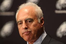 jeffrey lurie preaches patience eagles