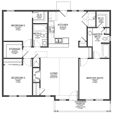 master bedroom measurements in  small house plan  in