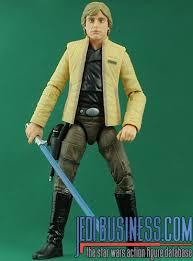 "<b>Luke</b> Skywalker Skywalker <b>Strikes</b> The Black Series 6"""