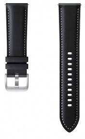 Купить <b>Ремешок Samsung Stitch</b> Leather Band для <b>Galaxy</b> Watch 3 ...