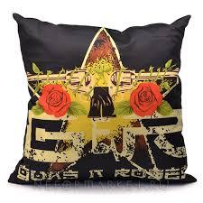 Купить <b>Подушка Guns'n'Roses</b> ПОД050 в магазине рок ...