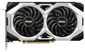 <b>Видеокарта MSI GeForce RTX</b> 2060 1710MHz PCI-E 3.0 6144MB ...