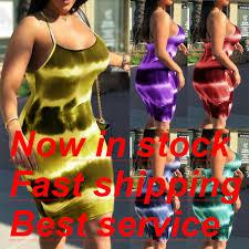 Best Offers <b>women summer</b> casual sleeveless <b>cocktail</b> midi dress ...