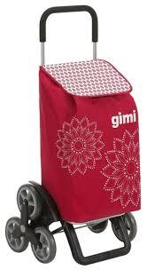 Характеристики модели <b>Сумка</b>-<b>тележка gimi Tris</b> — Дорожные и ...