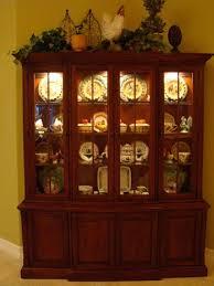 ideas china hutch decor pinterest: beautifully accessorized china cabinet mattandsharicom  beautifully accessorized china cabinet mattandsharicom