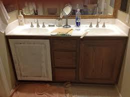 making bathroom cabinets:  diy bathroom vanity makeover