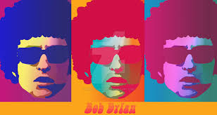 Image result for Bob Dylan Art