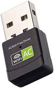 KuWFi <b>Free Driver Wireless</b> USB <b>WiFi Adapter</b> ,<b>600Mbps Wireless</b> ...