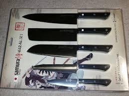 Обзор от покупателя на <b>Набор ножей Samura</b> HARAKIRI сталь ...