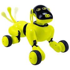«<b>Интеллектуальный щенок робот</b>-<b>собака</b>» — Игрушечные ...