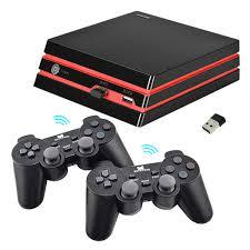 <b>DATA FROG</b> 4K <b>HD</b> HDMI Game Console 64-Bit 600-Games <b>TV</b> ...