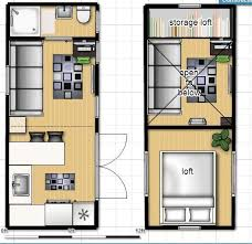 Tiny house  Container homes and Shipping container homes on Pinterest x ISBU Tiny House Render   floorplan  shipping container home    To connect