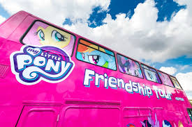 In pictures: <b>Hasbro</b> takes <b>My Little Pony</b> on tour
