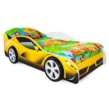 Купить детскую <b>кровать</b>-<b>машину Феррари</b> в интернет-магазине ...