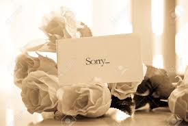 the apology note stock photo picture and royalty image stock photo the apology note